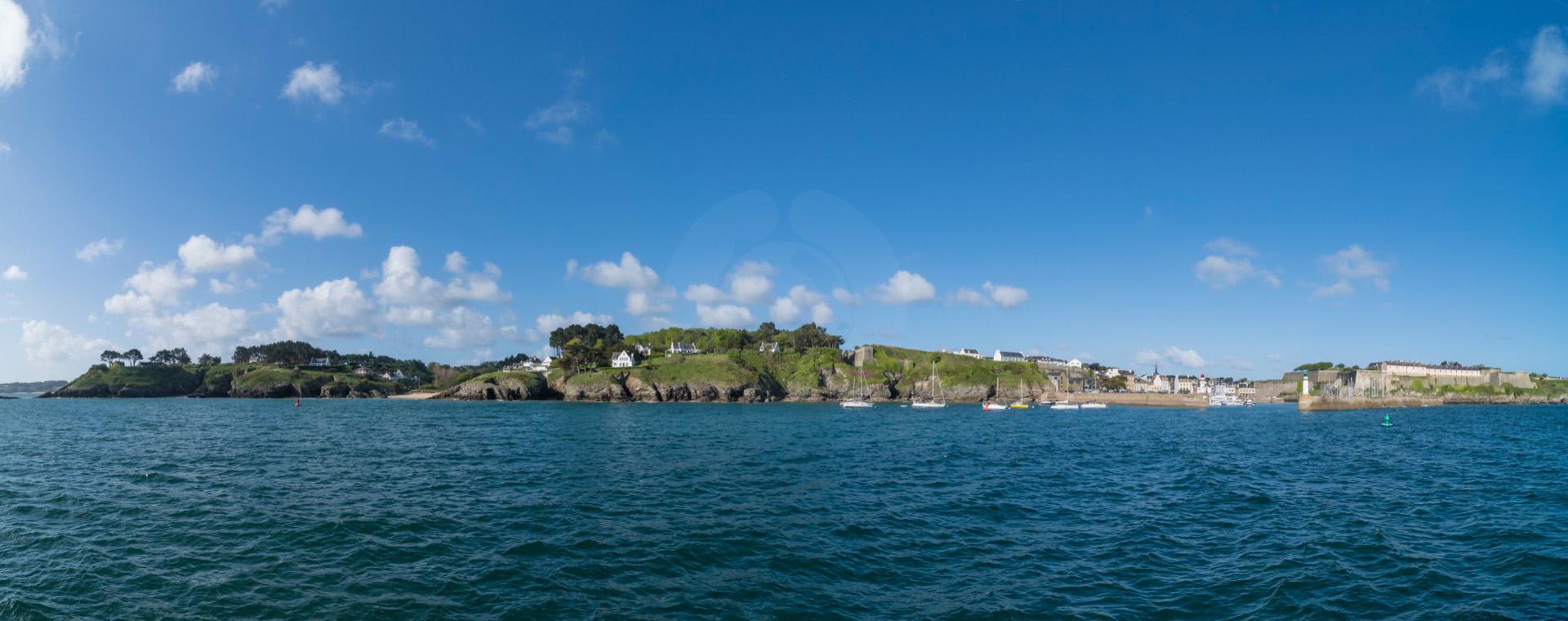 Le palais à Belle-île